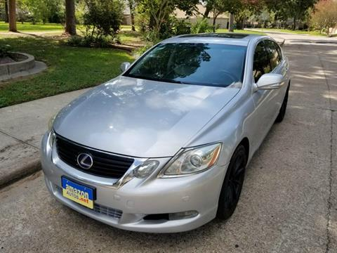 2011 Lexus GS 450h for sale in Houston, TX