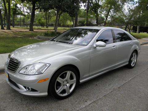 2008 Mercedes-Benz S-Class for sale in Houston, TX
