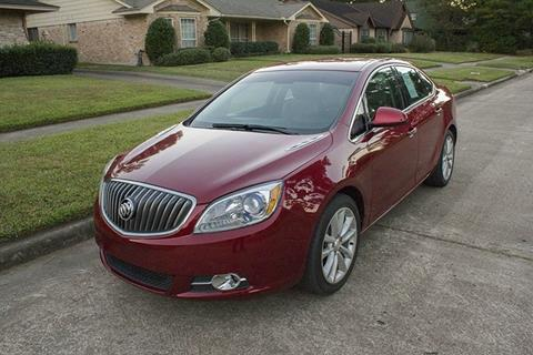 2014 Buick Verano for sale in Houston, TX