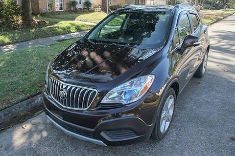 2015 Buick Encore for sale in Houston, TX