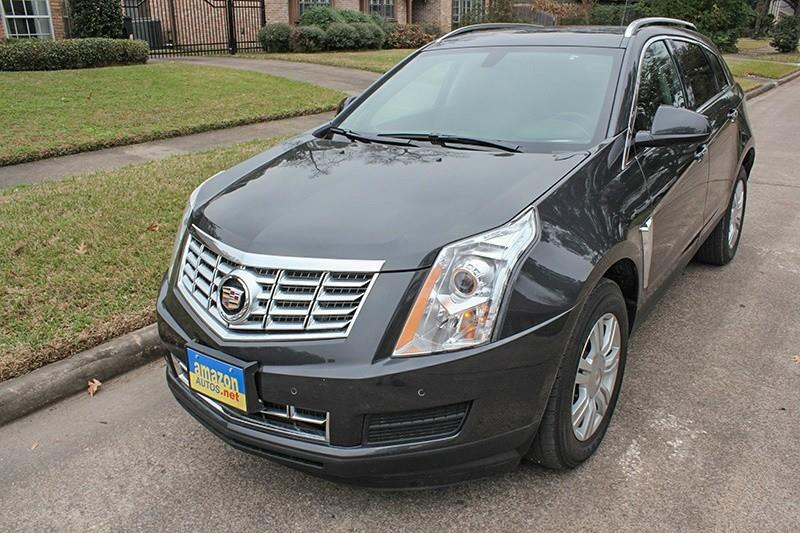 2015 cadillac srx luxury collection 4dr suv in houston tx amazon autos. Black Bedroom Furniture Sets. Home Design Ideas