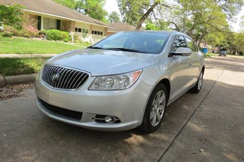 2013 buick lacrosse for sale in houston tx. Black Bedroom Furniture Sets. Home Design Ideas