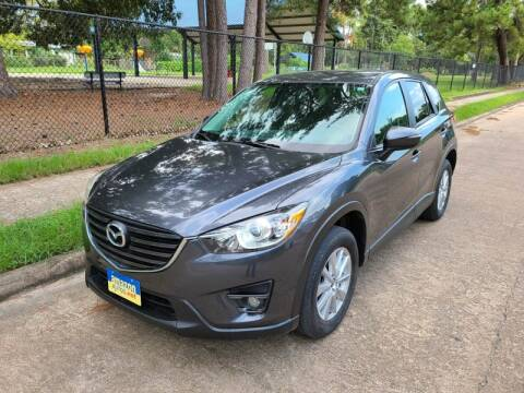2016 Mazda CX-5 for sale at Amazon Autos in Houston TX