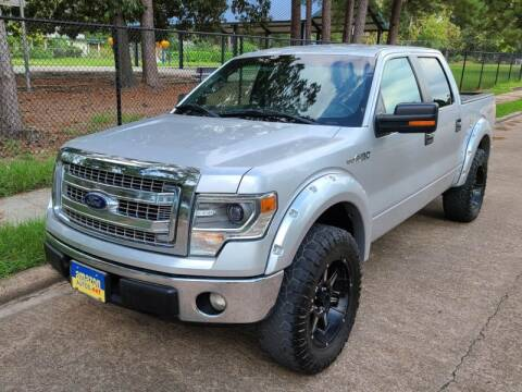 2014 Ford F-150 for sale at Amazon Autos in Houston TX