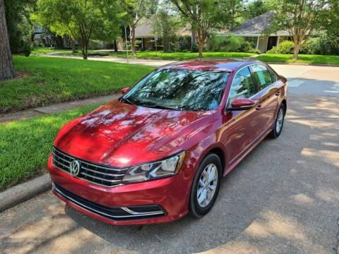 2016 Volkswagen Passat for sale at Amazon Autos in Houston TX