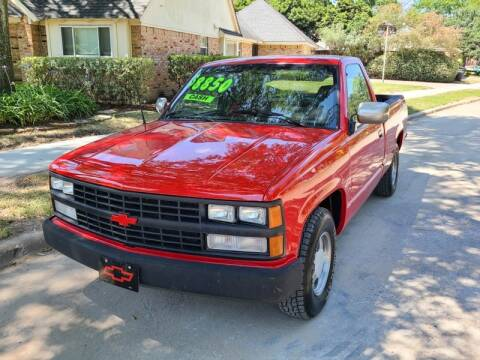 1989 Chevrolet C/K 1500 Series for sale at Amazon Autos in Houston TX