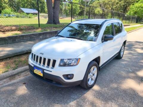 2016 Jeep Compass for sale at Amazon Autos in Houston TX