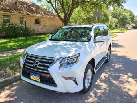 2015 Lexus GX 460 for sale at Amazon Autos in Houston TX