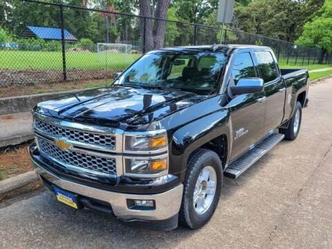 2014 Chevrolet Silverado 1500 for sale at Amazon Autos in Houston TX