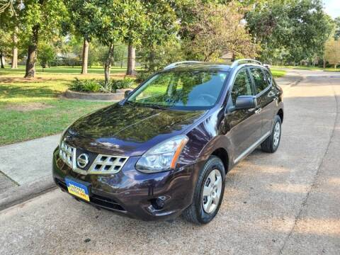 2015 Nissan Rogue Select for sale at Amazon Autos in Houston TX