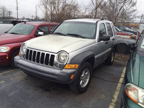 2007 Jeep Liberty for sale at Mr. Auto in Hamilton OH