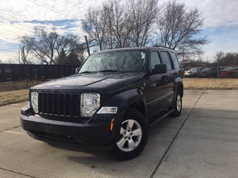 2011 Jeep Liberty for sale in Hamilton, OH