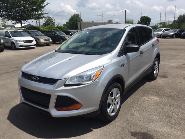 2013 Ford Escape for sale at Mr. Auto in Hamilton OH