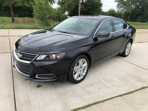 2014 Chevrolet Impala for sale at Mr. Auto in Hamilton OH