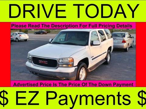 2004 GMC Yukon for sale in Columbia SC