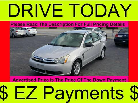 2008 Ford Focus for sale in Columbia, SC