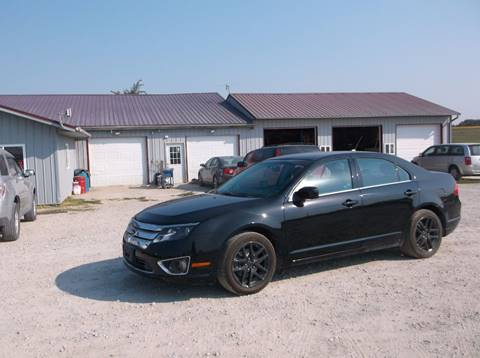 2011 Ford Fusion for sale in Lockridge, IA