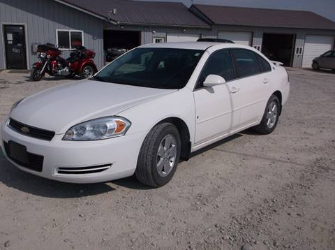 2008 Chevrolet Impala for sale in Lockridge, IA