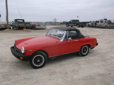 1979 MG Midget for sale in Lockridge, IA