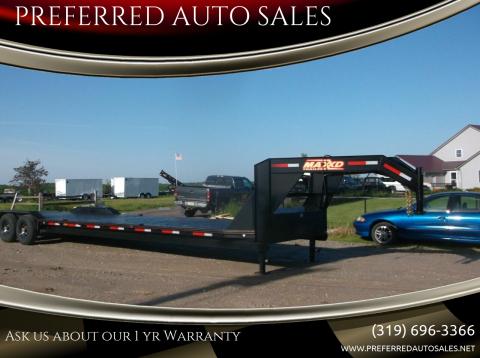 2019 maxxd 36x102 car hauler  for sale at PREFERRED AUTO SALES in Lockridge IA