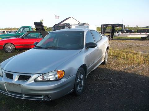 2004 Pontiac Grand Am for sale in Lockridge, IA