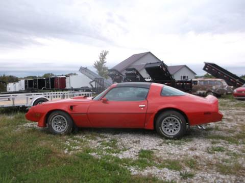 1979 Pontiac Firebird Trans Am for sale in Lockridge, IA