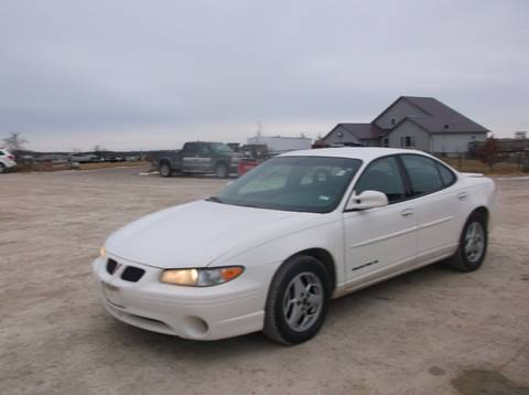 2003 Pontiac Grand Prix for sale at PREFERRED AUTO SALES in Lockridge IA