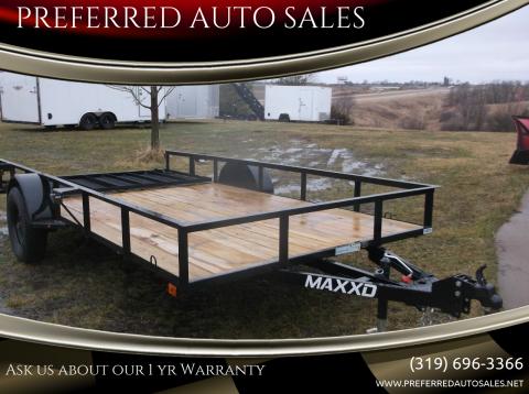 2020 Maxxd s2m 14x83 for sale at PREFERRED AUTO SALES in Lockridge IA