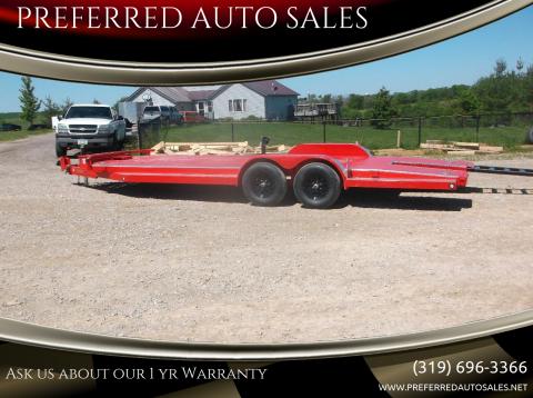 2020 maxxd N6X 83x22 for sale at PREFERRED AUTO SALES in Lockridge IA