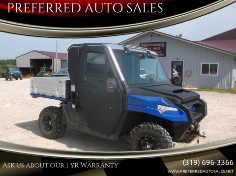 2020 Massimo ODES G-FORCE XF3-1000 for sale at PREFERRED AUTO SALES in Lockridge IA