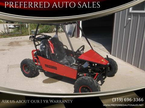 2020 JASS 125 GKM for sale at PREFERRED AUTO SALES in Lockridge IA
