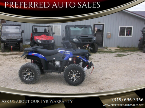 2020 Massimo MSA 400 for sale at PREFERRED AUTO SALES in Lockridge IA