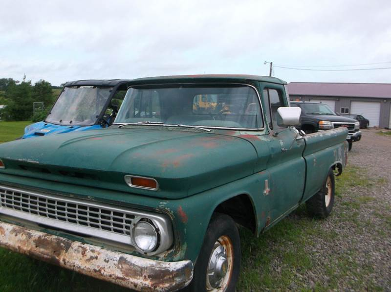 1963 Chevrolet C/K 20 Series for sale at PREFERRED AUTO SALES in Lockridge IA