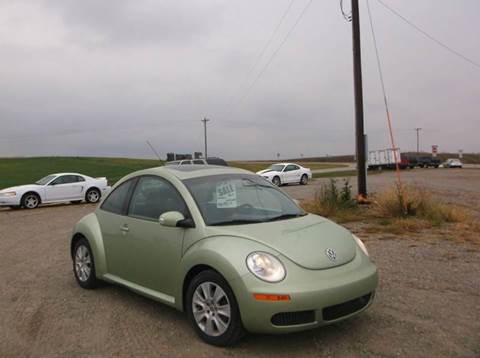 2008 Volkswagen New Beetle for sale at PREFERRED AUTO SALES in Lockridge IA