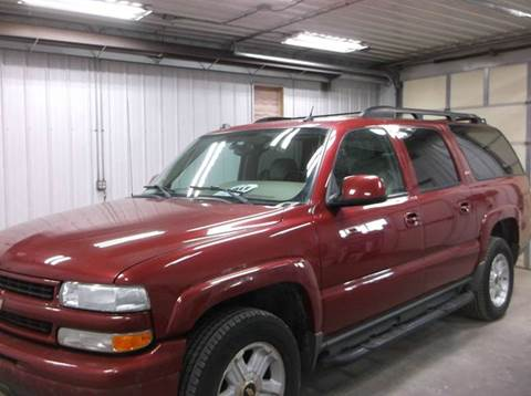 2005 Chevrolet Suburban for sale at PREFERRED AUTO SALES in Lockridge IA