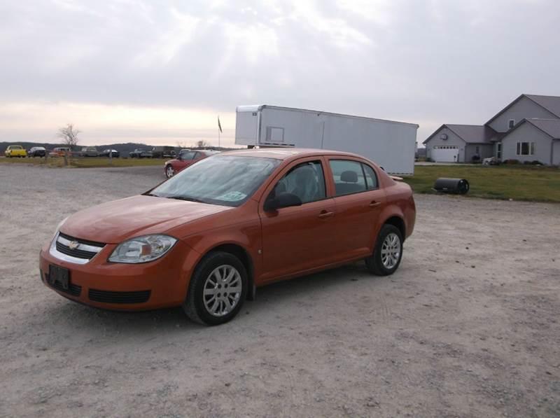 2007 Chevrolet Cobalt for sale at PREFERRED AUTO SALES in Lockridge IA