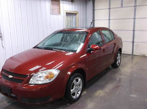 2007 Chevrolet Cobalt for sale at PREFERRED AUTO SALES in Lockridge IA