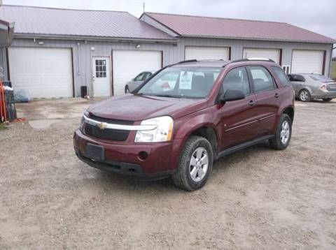 2009 Chevrolet Equinox for sale at PREFERRED AUTO SALES in Lockridge IA