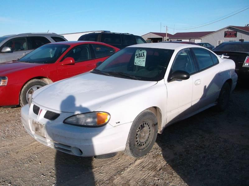 2005 Pontiac Grand Am for sale at PREFERRED AUTO SALES in Lockridge IA