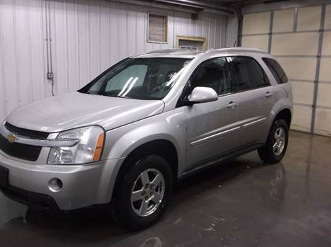 2008 Chevrolet Equinox for sale at PREFERRED AUTO SALES in Lockridge IA