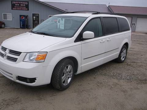 2010 Dodge Grand Caravan for sale at PREFERRED AUTO SALES in Lockridge IA