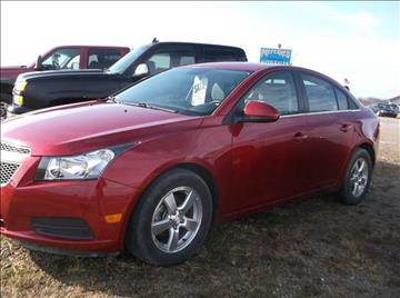 2012 Chevrolet Cruze for sale at PREFERRED AUTO SALES in Lockridge IA