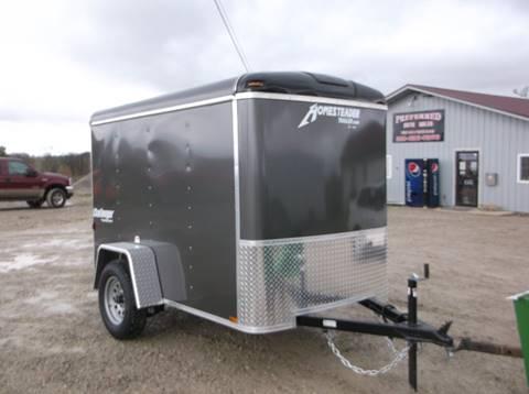 2017 Homesteader 508cs