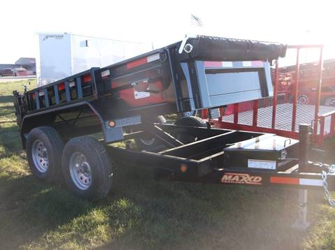 2017 maxxd d5x 10x60 for sale at PREFERRED AUTO SALES in Lockridge IA