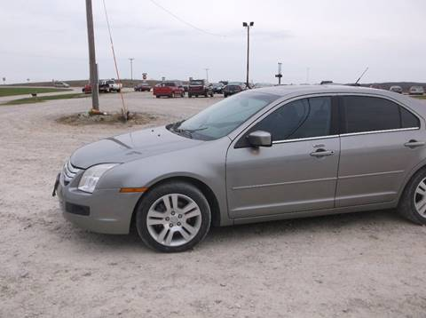 2008 Ford Fusion for sale at PREFERRED AUTO SALES in Lockridge IA