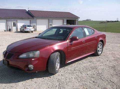 2005 Pontiac Grand Prix for sale at PREFERRED AUTO SALES in Lockridge IA