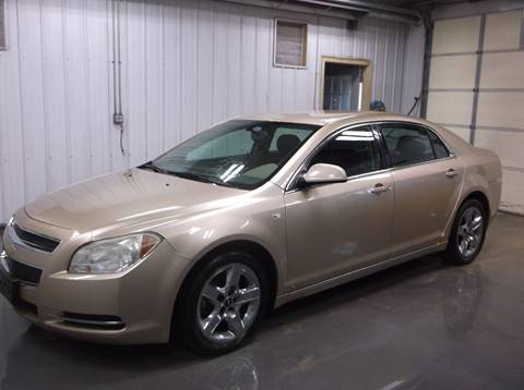 2008 Chevrolet Malibu for sale at PREFERRED AUTO SALES in Lockridge IA