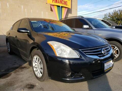 2010 Nissan Altima for sale at Car World Automotive in Hawthorne CA