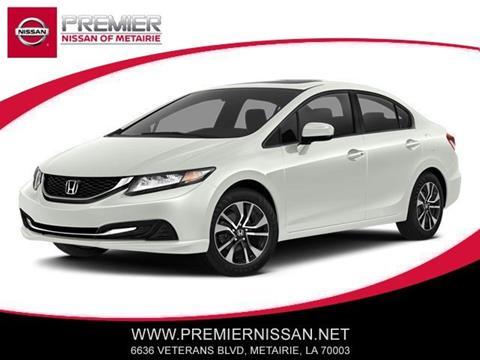2014 Honda Civic for sale in Metairie, LA