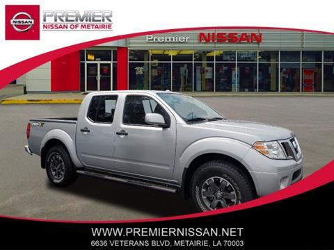 2018 Nissan Frontier for sale in Metairie, LA